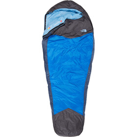The North Face Blue Kazoo Sleeping Bag Reg Dam blue coral/asphalt grey